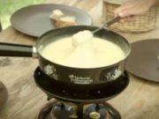 fondue au vacherin