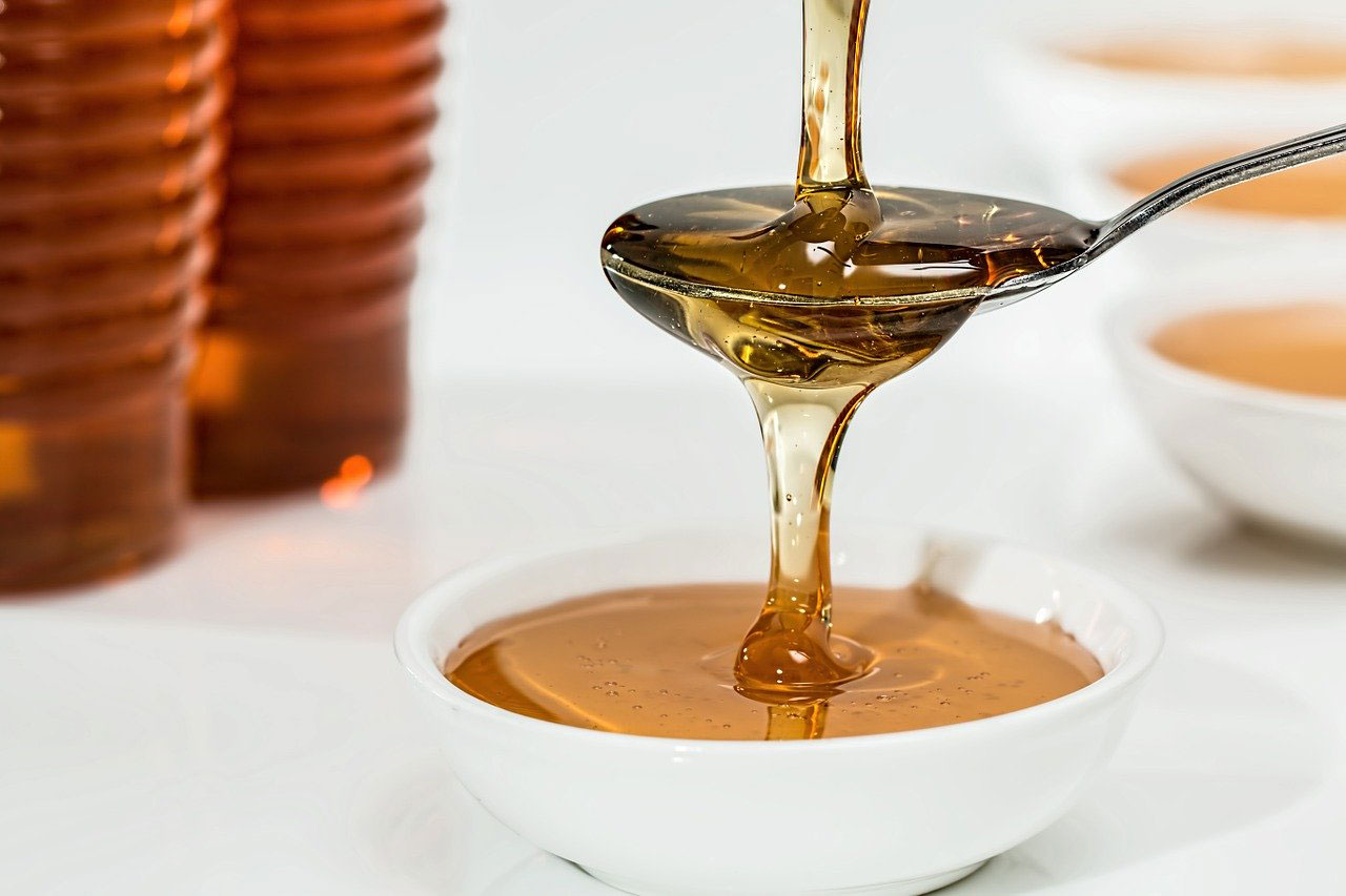 recette du poulet au miel