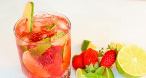 mojito fraise