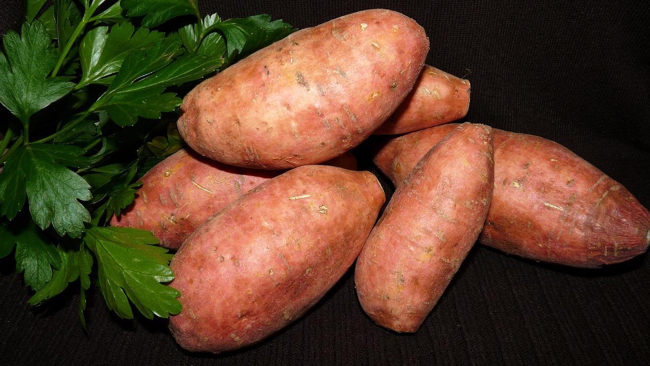 recette des Patates douces au four