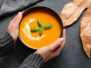 recettes de soupes pour le froid