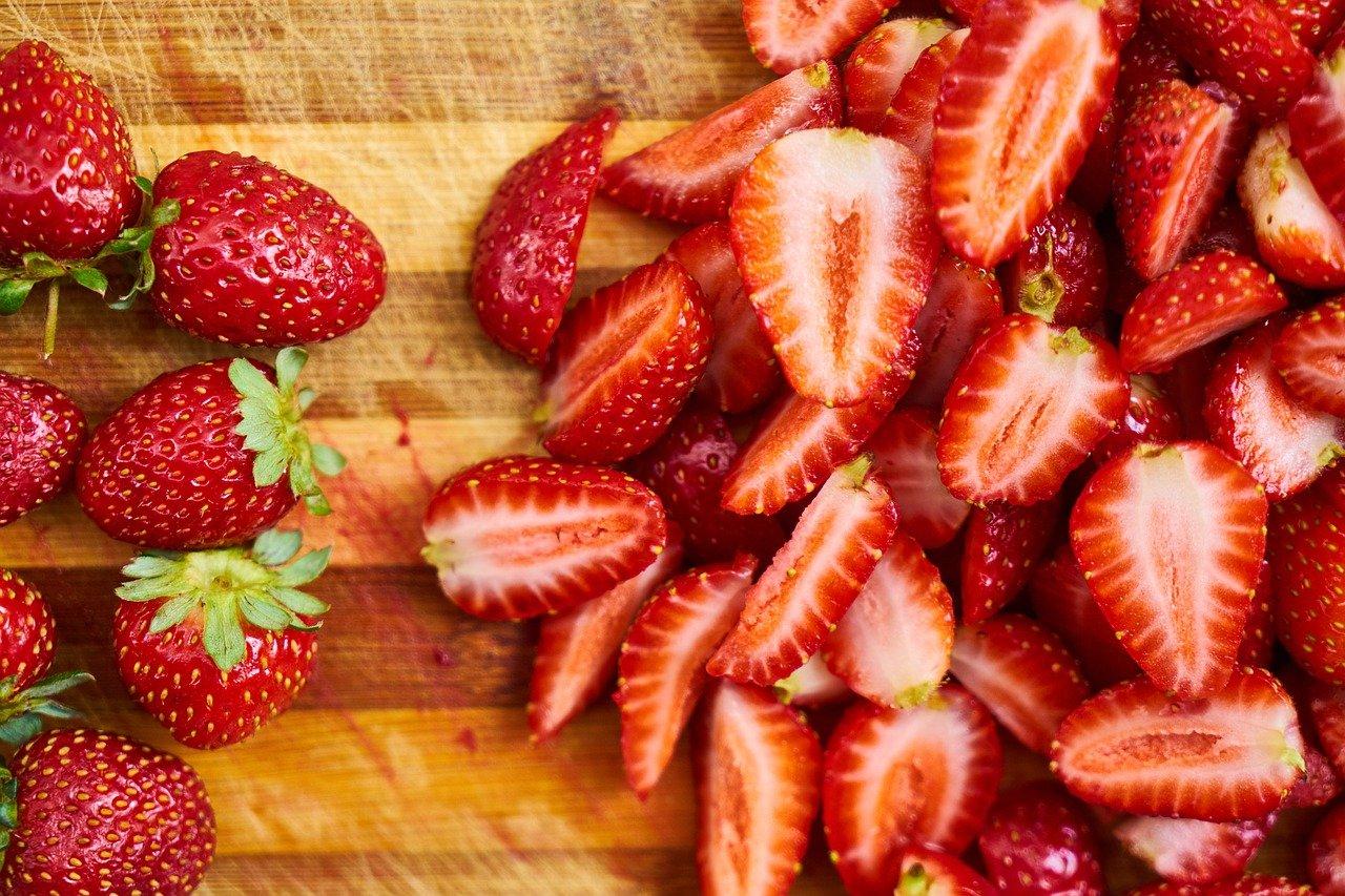 recette fraisier au mascarpone